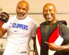 Mike Tyson Legendary Boxing Icon Returns,