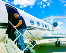 N355KM Keith Middlebrook Enterprise Gulfstream II