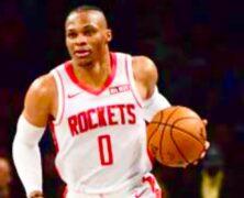 Russell Westbrook NBA Basketball Champion