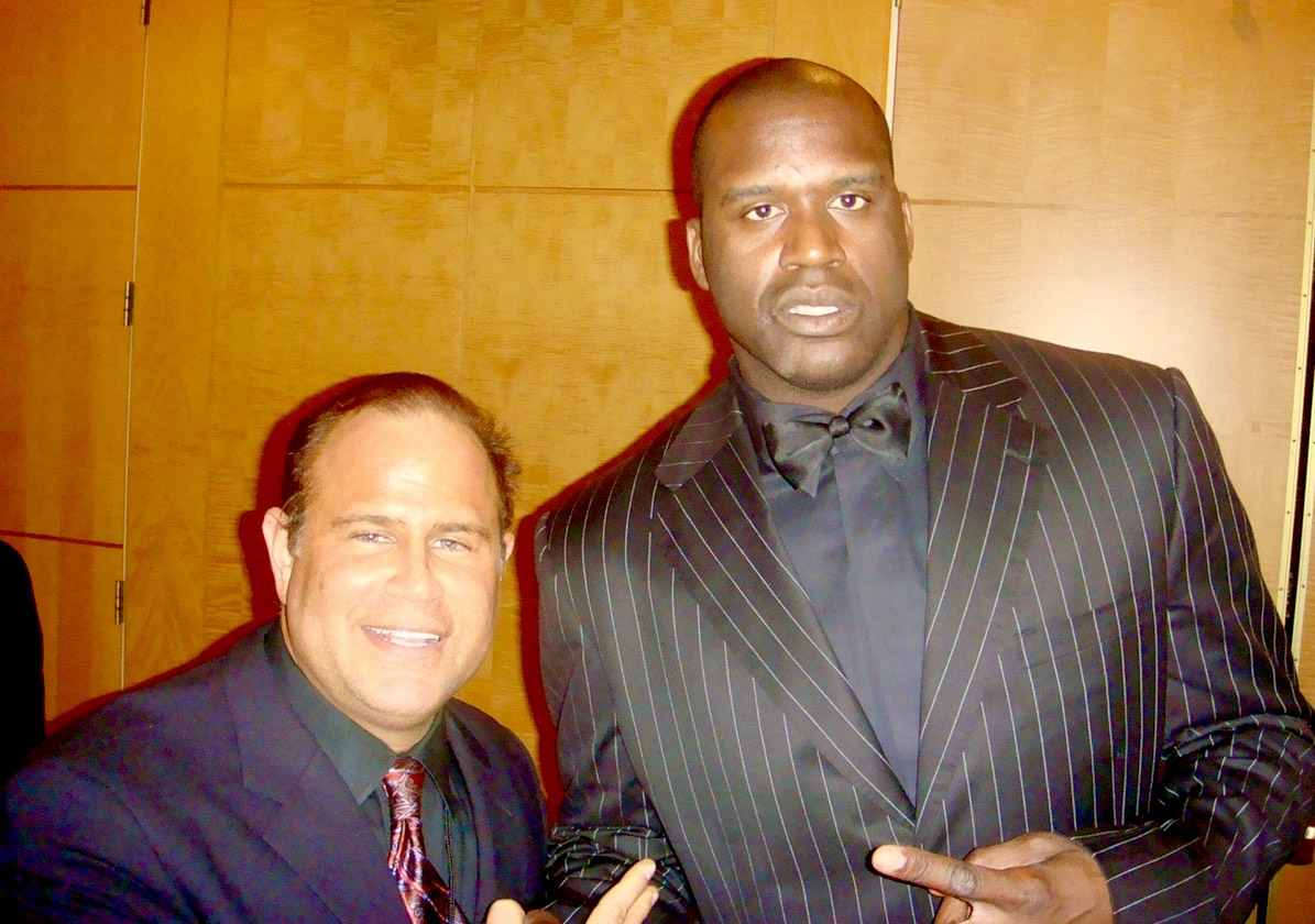 Shaquille O'neal Keith Middlebrook, Keith Middlebrook Shaquille O'neal,