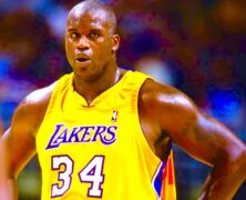Shaquille O'neal Legendary Basketball Icon and Super Brand
