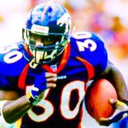 Terrell Davis NFL Super Bowl Champion
