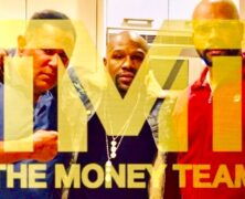 The Original Mayweather Money Team.