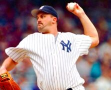 "David Wells Legendary Pitcher ""No Hitter"""