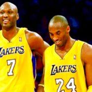 Lamar Odom NBA Champion, Sabrina Parr, Keeping Up with the Kardashians.