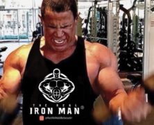 The Real Iron Man Training & Everyday Wear Available Now